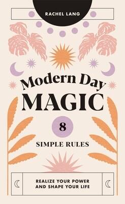 Modern Day Magic by Rachel Lang