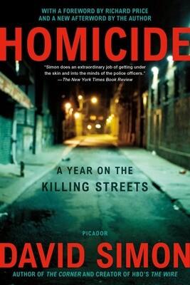 Homicide by David Simon