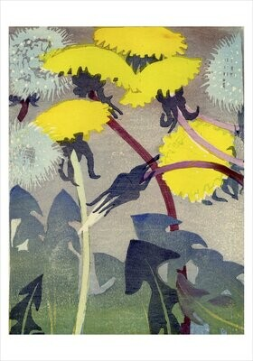 Mabel Royds Dandelions Notecards