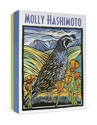 Molly Hashimoto: Birds Notecards Assortment