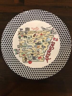 Arkansas Plate
