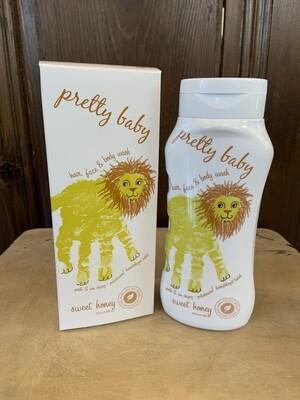 Pretty Baby Sweet Honey Body Wash- 10oz.