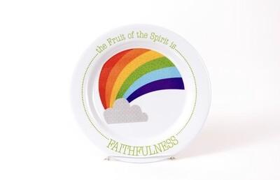 Faithfulness Plate