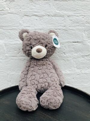 Grey Putty Bear- Medium