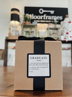 Graduate Candle