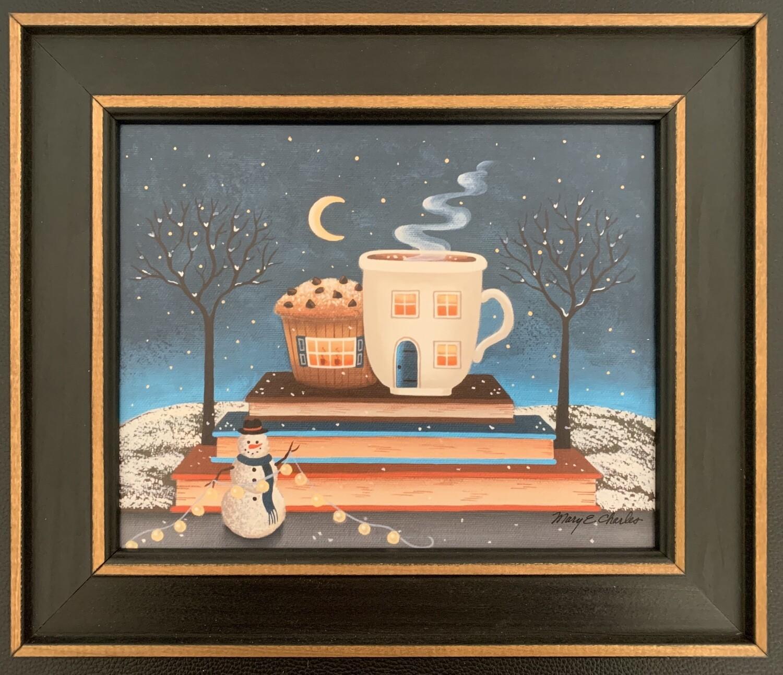 Mary Charles- Framed 8x10 Giclees