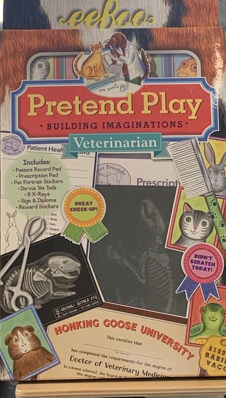 FVBA- Pet Vet Play Set