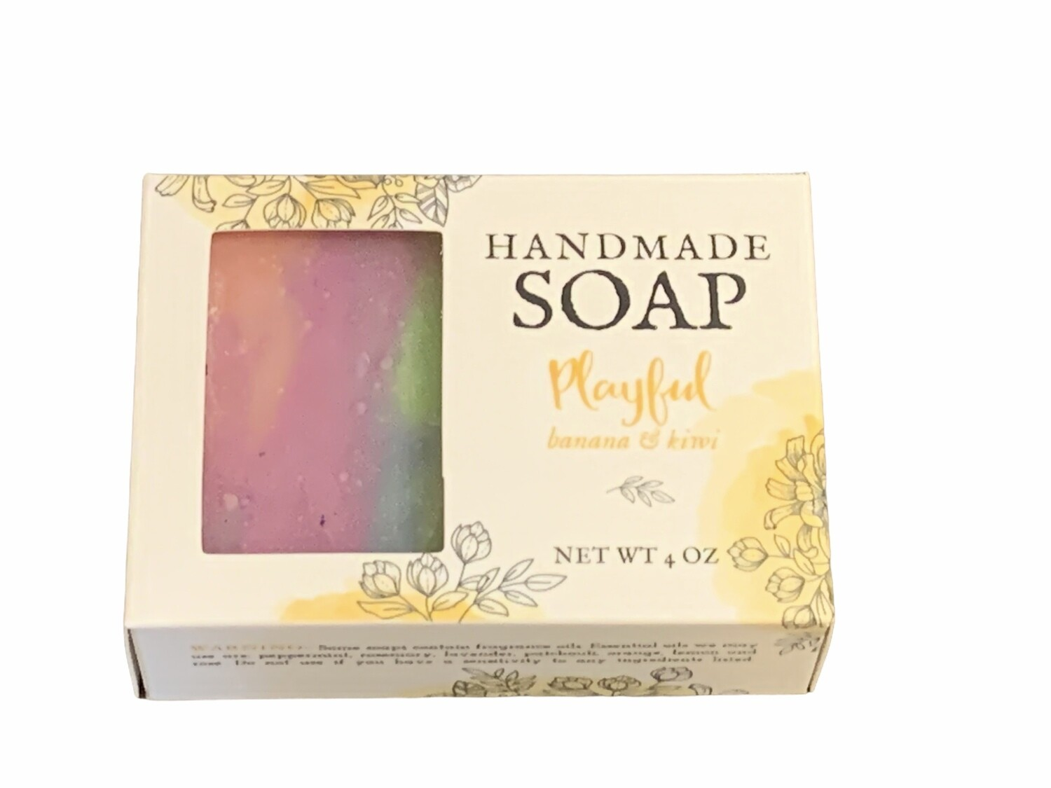 2nd Spring Naturals- Soap