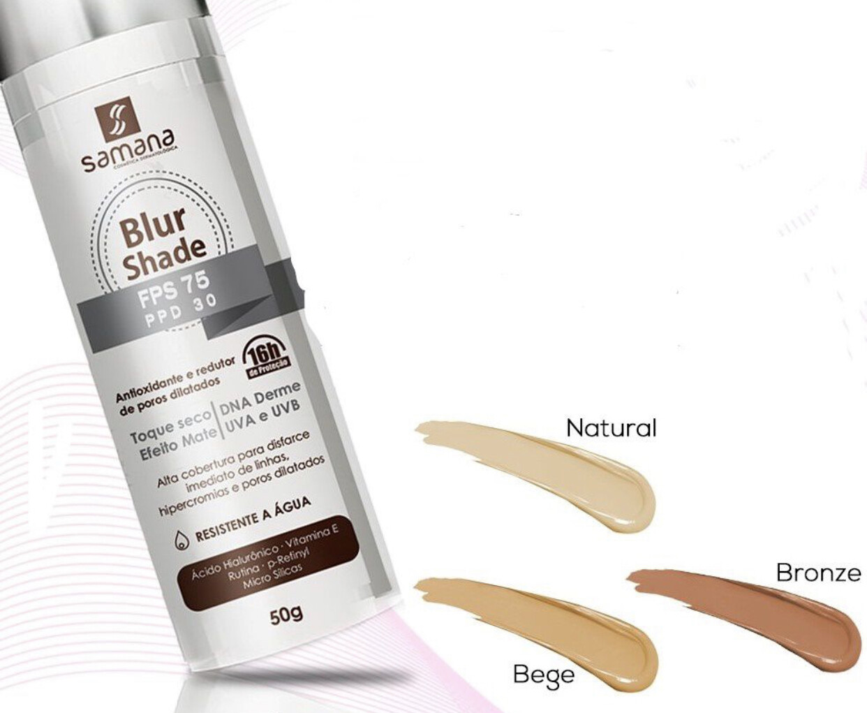 Protecteur Solaire Blur Shade SPF 75