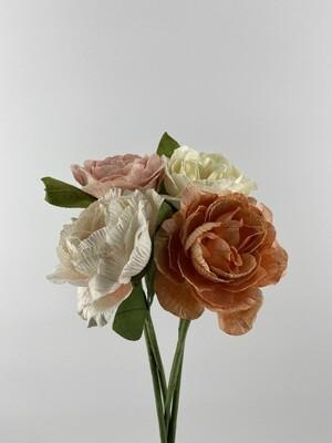 Camelia Rose Stem