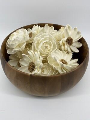 12 Cm Paper Flower
