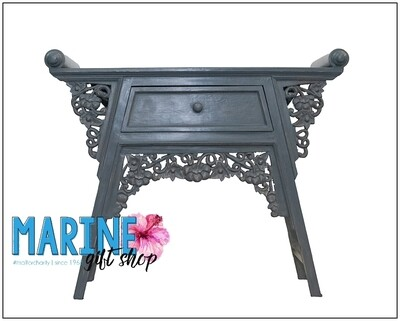 Entry Carved Table