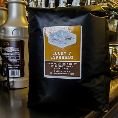 Coffee Bags: Espresso