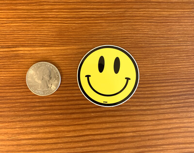 Stickers Mini Smiley
