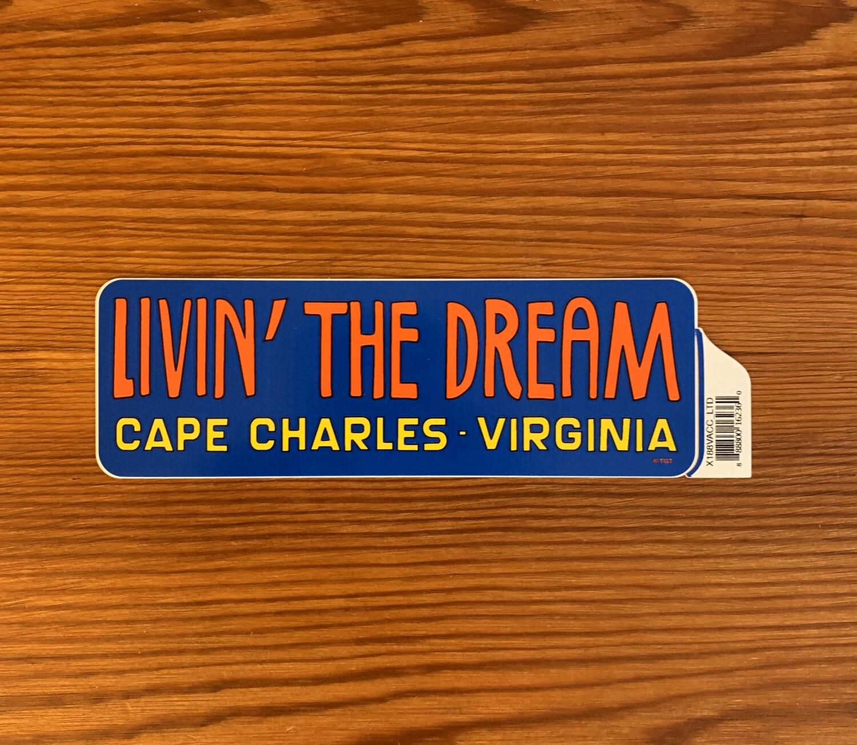 Stickers Livin' the Dream