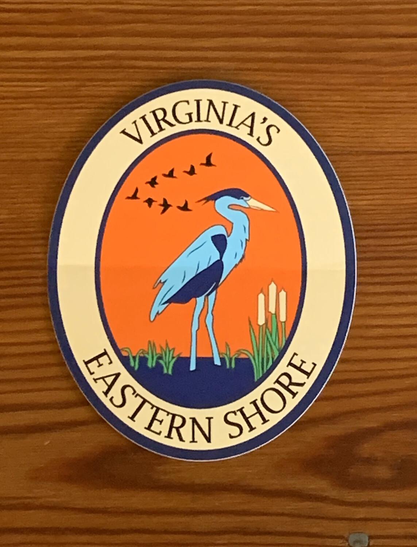Stickers ESVA Heron