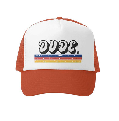 Hat Y Dude Red