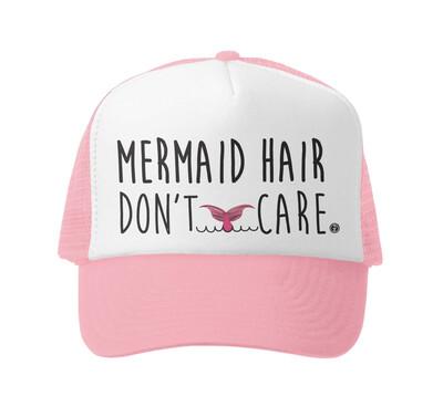 Hat Y Mermaid Hair Pink