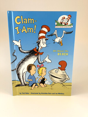 Book Clam I Am