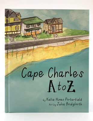 Book Cape Charles A to Z