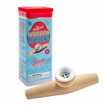 Toy Kazoo Original Wooden