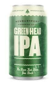 NBPT Greenhead IPA 6 pk cans