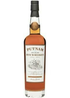 Putnam Rye Whiskey 750ml
