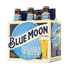 Blue Moon Belgian 6 pk