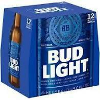 Bud Light 12 pk