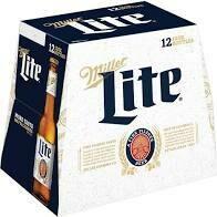 Miller Lite 12 pk