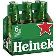 Heineken 6 pk
