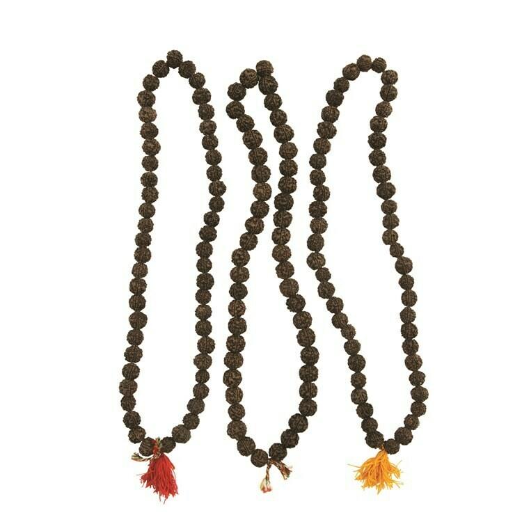 Rudraksha Seeds Rosary