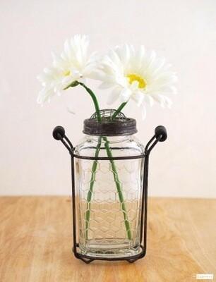 Honeycomb Jar