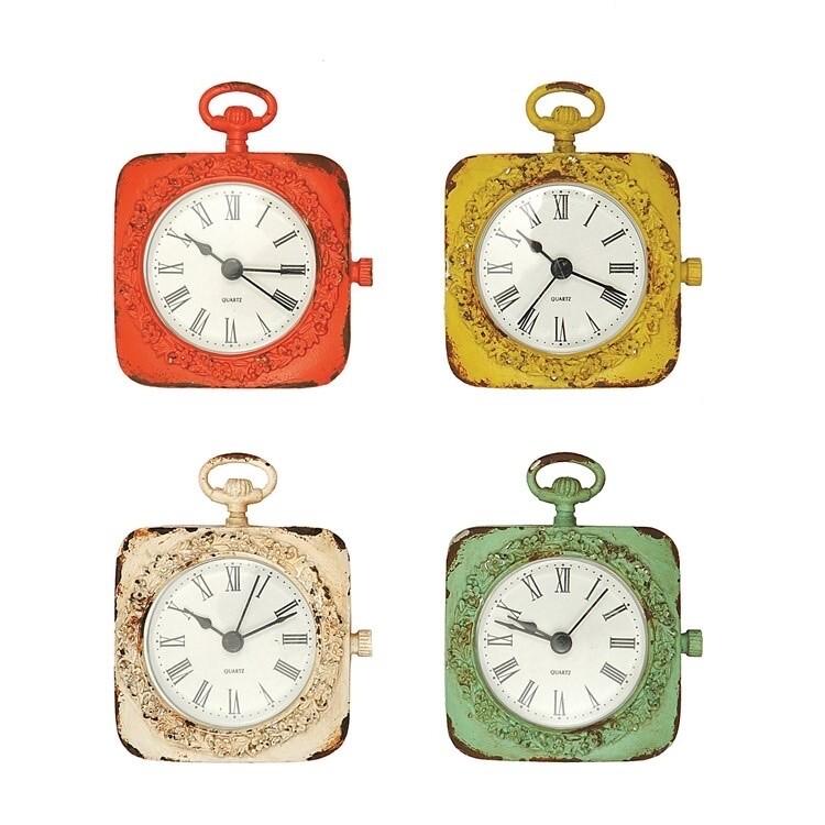 Color Mantel Clock