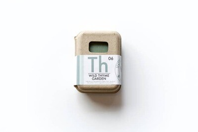 Wild Thyme Garden Soap