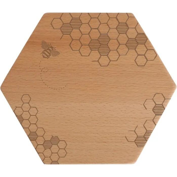 Bee Cheese Board