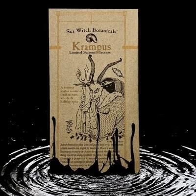 Krampus Incense