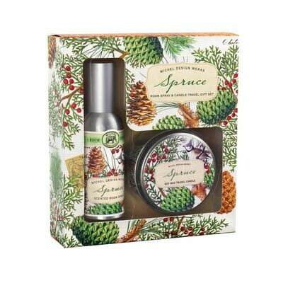 Spruce Gift Set