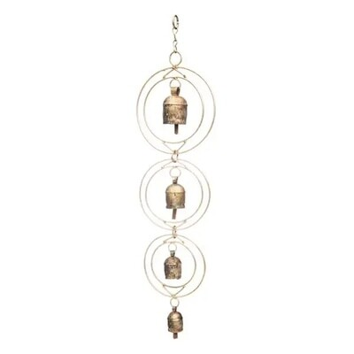 Copper Bell Chime