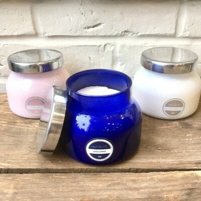 Volcano Candle 6oz Glass Jar