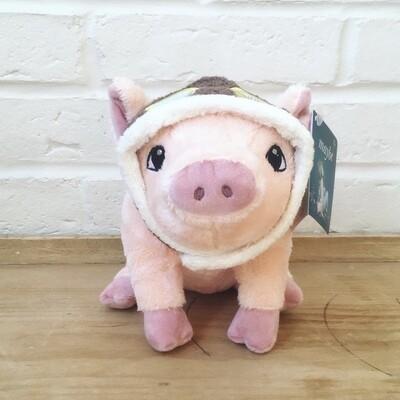 Maybe: Flying Plush Pig