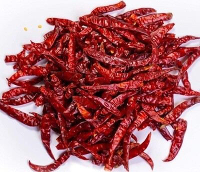 Chile de Arbol (Dried peppers)
