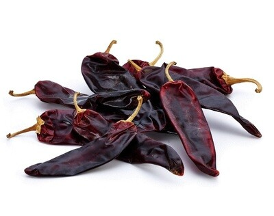 Chile Guajillo (Dried peppers)