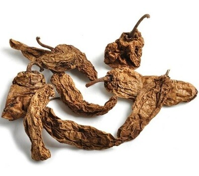 Chile Chipotle (Dried peppers)