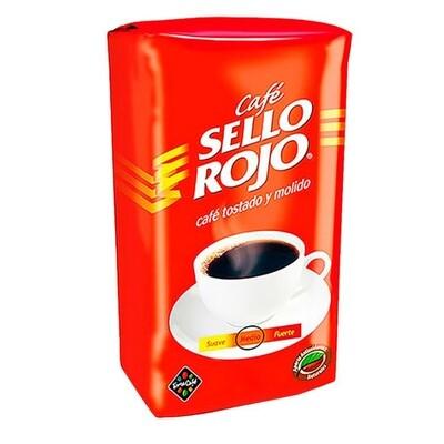 Cafe -Sello Rojo 250g