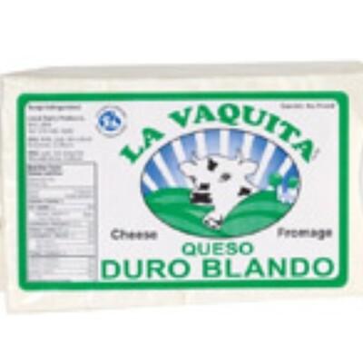 Cheese- La Vaquita Queso Duro Blando