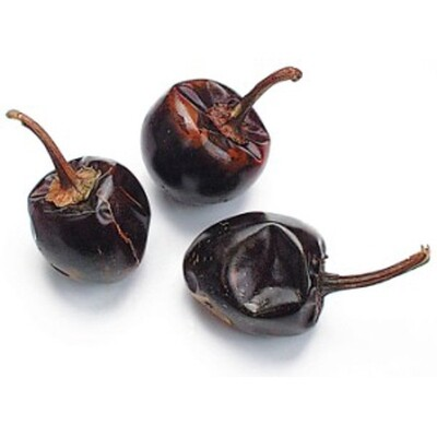Chile Cascabel (Dried peppers)