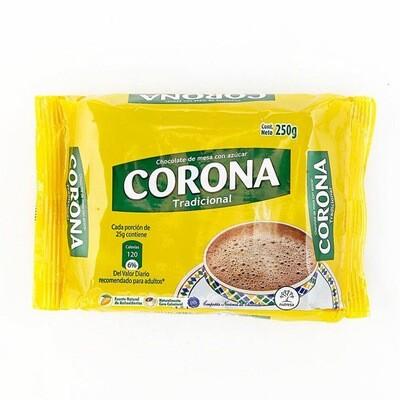 Chocolate Mesa CORONA 250g