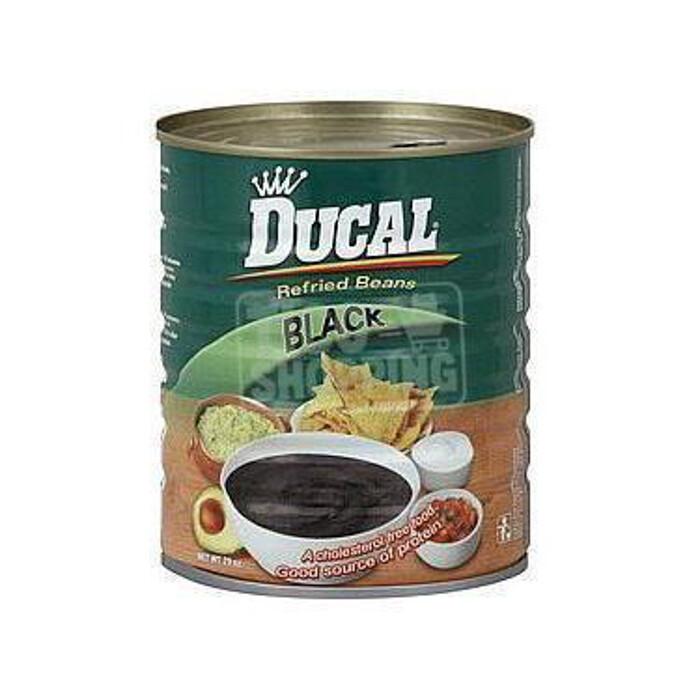 Ducal Negro refrito 29oz