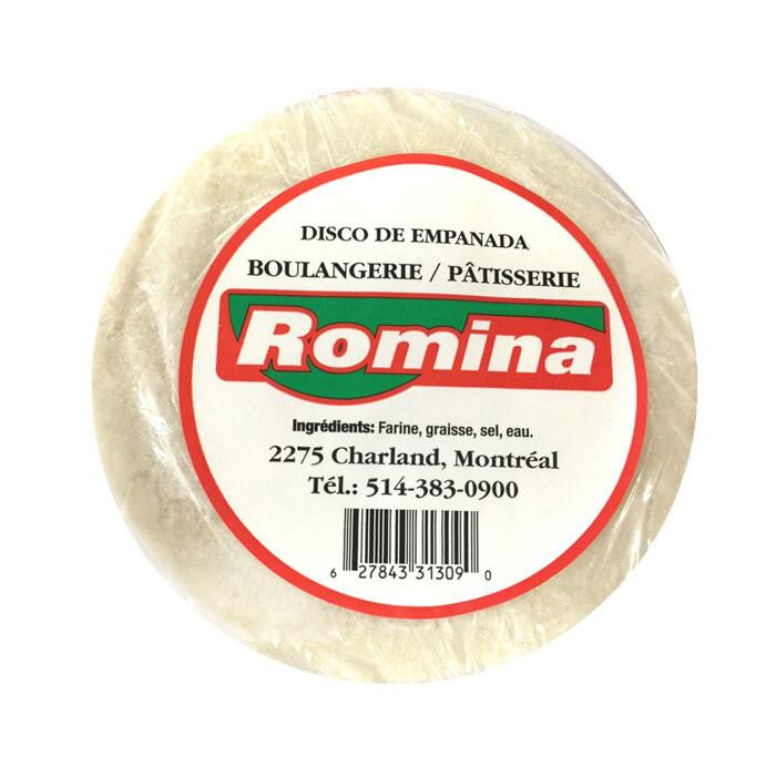 Empanada Dough -Tapas Romina